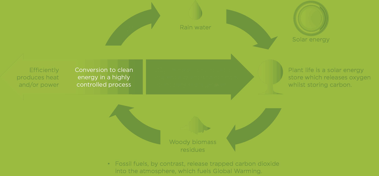 CO2 circulación