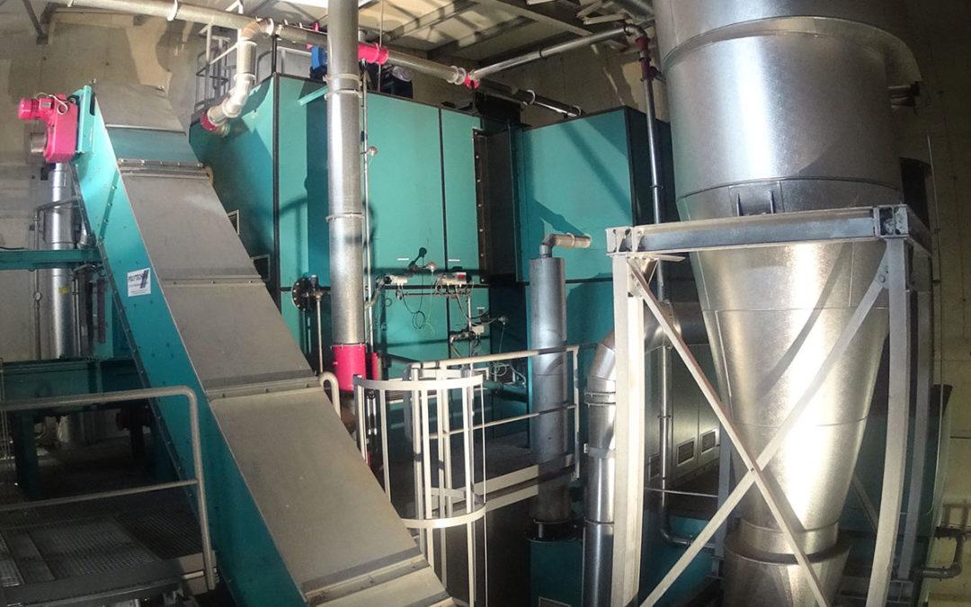 NextFuel Torrefaction Plant